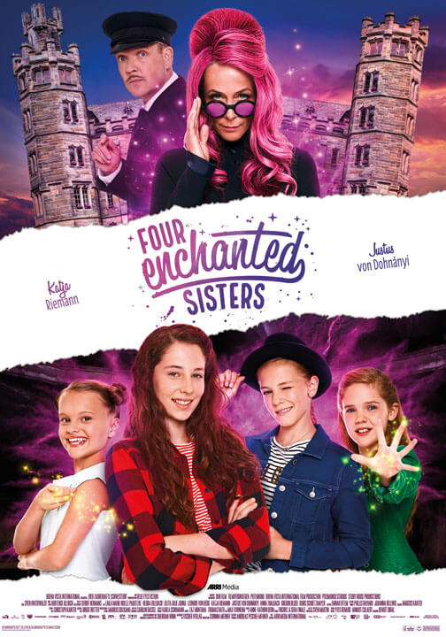 Four enchanted sisters